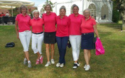 Erfolgreicher DGL Damen-Mannschaftswettbewerb-Nord