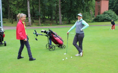 Auftakt der DiDaGo-Peter Hahn Ladies Golf Tour