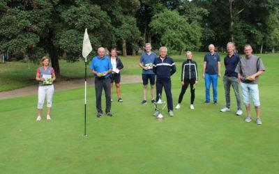 Der Captains-Cup, letztes großes Turnier vor den Club-Meisterschaften