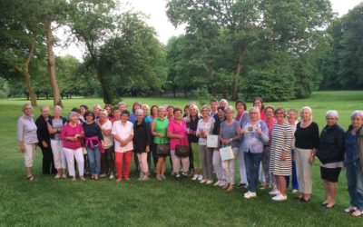 Auftakt zur Peter Hahn-Ladies Golf Tour