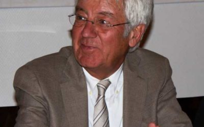 Hermann Pieper übergibt nach 31 Jahren Amt des Schatzmeisters an Heinz Klasen